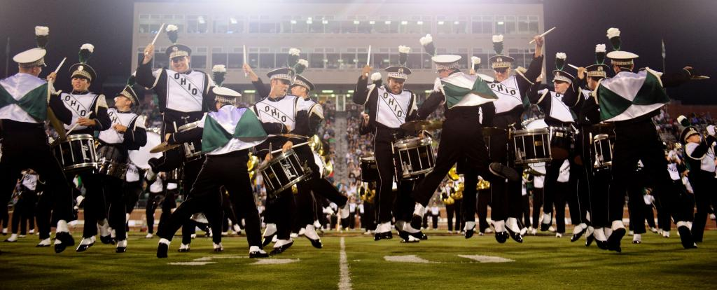 The Marching Band that blew Sia's mind about their onboarding process