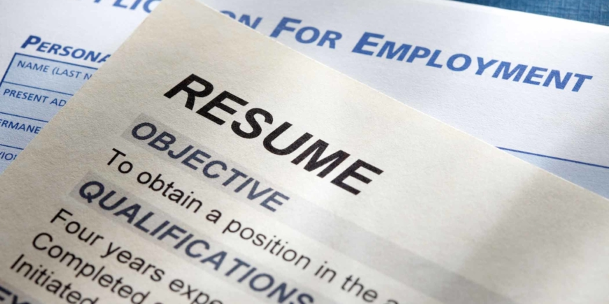 Things recruiters don't want to see in your resume