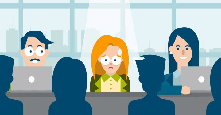 How to Overcome Workplace Shyness